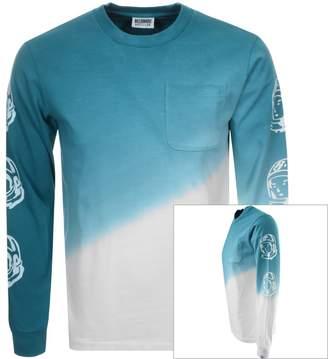 Billionaire Boys Club Bleach T Shirt Blue