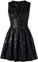 Philipp Plein 'The Avengers' dress - women - Polyamide/Polyester - M