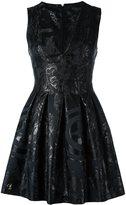 Philipp Plein 'The Avengers' dress - women - Polyester/Polyamide - XL