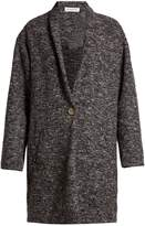Etoile Isabel Marant Osbert single-breasted bouclé coat