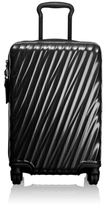 Tumi 19 Degree Polycarbonate International Carry-On in Black