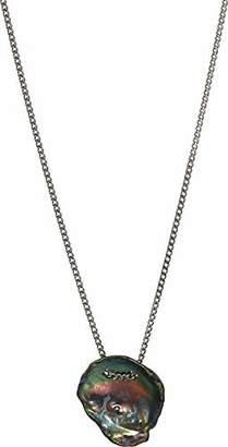 Chan Luu Women's Short Keshi Pearl Necklace