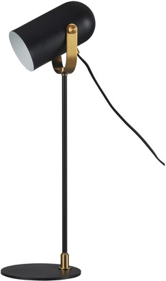 Stylecraft Table Lamp with Adjustable Shade