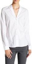 ATM Anthony Thomas Melillo Classic Notched Lapel Shirt