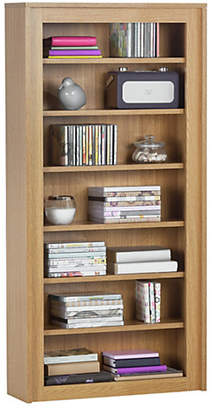 Christian Dior Argos Home 7 Tier DVD and Media Unit - Oak Effect