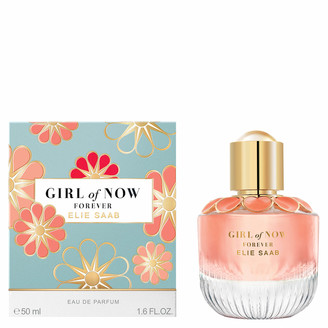 Elie Saab Girl of Now Forever Eau de Parfum (Various Sizes) - 50ML