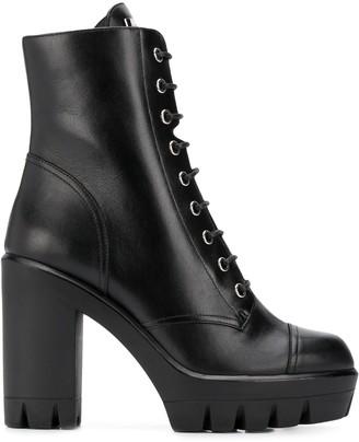 Giuseppe Zanotti High-Heel Ankle Boots