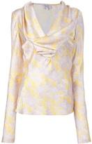 L'Wren Scott Silk blouse