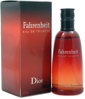 Christian Dior Men's Fahrenheit 3.3Oz Eau De Toilette Spray