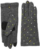 Echo Women's Dot Dot Dot Touch Technology Glove