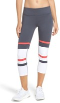 Zella Women's Fierce Gym Crop Leggings