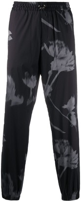 Paul Smith Floral Print Tracksuit Trousers