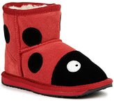 Emu Girls' Little Creatures Ladybird Mini