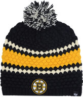 '47 Women's Boston Bruins Leslie Pom Knit Hat