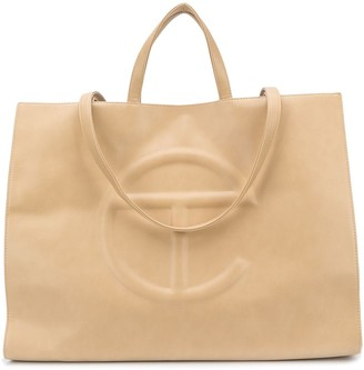 Telfar Shopping large bag