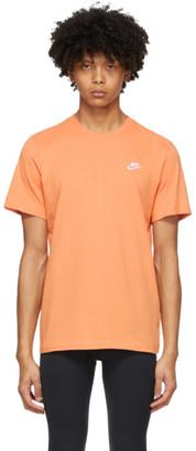 Nike Orange Club T-Shirt