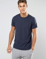 Jack Wills T-Shirt In Classic Regular Fit in Navy