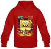 Ymm1o Spongebob Squarepants Hoodies For Men Long Sleeve L ]