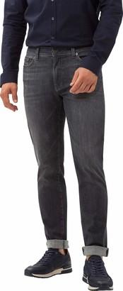 Brax Men's Cadiz Planet Flex Five Pocket Straight Fit Jeans