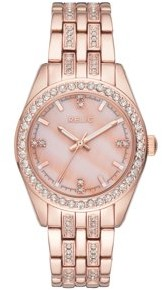 Relics by Fossil Women's Iva Rose Gold Watch