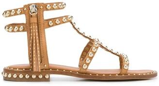 Ash Studded Strap Sandals