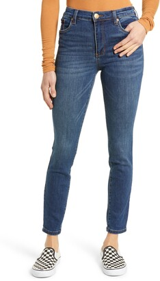 STS Blue Ellie High Waist Ankle Skinny Jeans