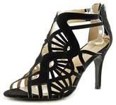 Adrienne Vittadini Gaven Women Open Toe Leather Sandals.