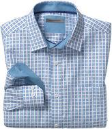 Johnston & Murphy Watercolor Check Shirt
