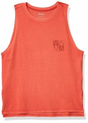RVCA Junior's VA Bones Tank TOP
