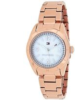 Tommy Hilfiger Hadley Collection 1781553 Women's Stainless Steel Analog Watch