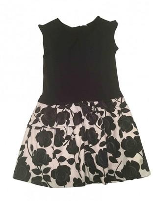 Christian Dior Black Cotton Dresses