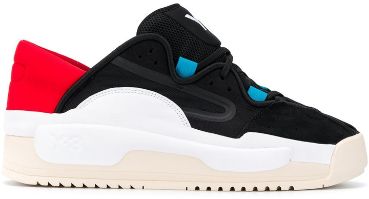 Y-3 Hokori low-top trainers - ShopStyle