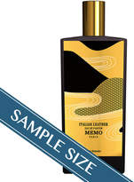 Memo Sample - African Leather EDP by 0.7ml Fragrance)