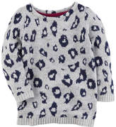 Carter's Round Neck Long Sleeve Pullover Sweater - Toddler