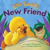 Simon & Schuster Childrens Boo Little Quack's New Friend