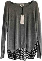 Bel Air Grey Wool Knitwear for Women