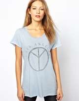 Peace Boyfriend T-Shirt