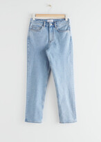 Thumbnail for your product : And other stories Straight Stretch Jeans