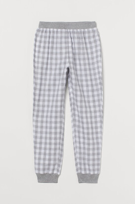 H&M Flannel Pajama Pants