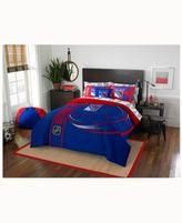 Northwest Company New York Rangers 7-Piece Full Bed Set