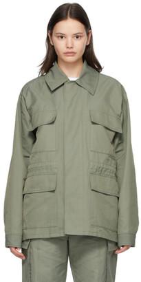 Stella McCartney Khaki Shared 23 OBS Jacket