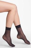 Nordstrom Women's 3-Pack Sheer Anklet