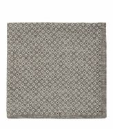 Reiss Nellie - Silk Pocket Square in Brown, Mens