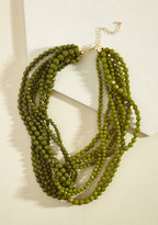 Merging of Moxie Necklace in Fern
