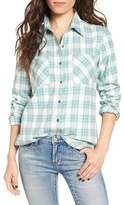 Rip Curl Women's Nightwatch Flannel Shirt