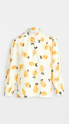Birds of Paradis Bailey Blouse