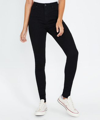 Insight Tammy Tall Jeans Jet Black