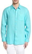 Tommy Bahama Men's 'Sea Glass Breezer' Original Fit Linen Shirt