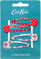 Cath Kidston Ballerina Rose Kids Hair Clips