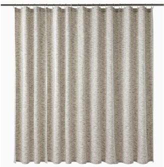 Calvin Klein Strata 100% Cotton Shower Curtain